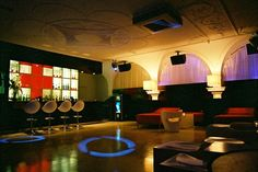 Interiors by Igloo Design. Nightclub, Leeds, Design Projects, Interiors, Decor, Mezzanine, Decoration, Decoration Home, Decorating