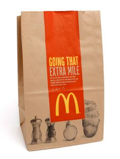 The joys of getting take out food has been made easier with food packaging to hold your food while your on the go. Eating on the go has been seen as unhealthy foods but is slowly making a change.