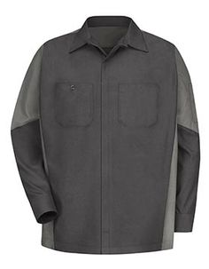 dd82f3f1966 One Stop - America's Best Supplier Crew Shirt, Work Shirts, Large Black,  Cousins