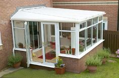 lean to conservatory outline Garden Room Extensions, House Extensions, Lean To Conservatory, Conservatory Ideas, Sun House, Castle On The Hill, Backyard Retreat, Garden Spaces, Glass House