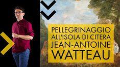 Jean Antoine Watteau - pellegrinaggio all'isola di Citera | storia dell'... Jean Antoine Watteau