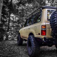 "1,149 Likes, 5 Comments - Land Cruiser 80 (@landcruiser80) on Instagram: ""#toyota #landcruiser #landcruiser80 #autana #burbuja #vx #fj80 #fzj80 #hdj80 #hzj80 #lx450 #serie80…"""