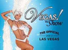 VEGAS! THE SHOW at Planet Hollywood - Use Promo Code RVT50 to get 50% Off Tickets!  #VegasShowTickets #VegasTicketDeals #DiscountsonVegasShows