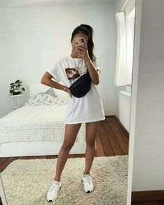 everyday outfits for moms,everyday outfits simple,everyday outfits casual,everyday outfits for women Mode Outfits, Cute Casual Outfits, Summer Outfits, Girl Outfits, Fashion Outfits, Simple Outfits, Teenager Outfits, College Outfits, School Outfits