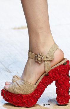 www.2locos.com  Dolce & Gabbana Spring 2017