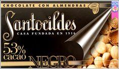 Negro - Chocolates en León | Chocolates Santocildes