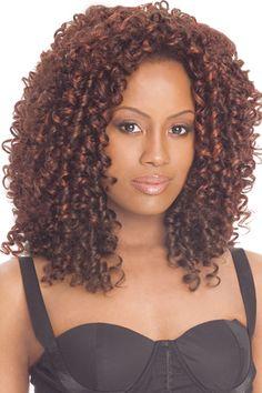 Batik Candy Curl Weave - Synthetic Hair - Outre | Laissez Faire Hair