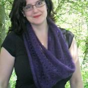 Glam Cowl - via @Craftsy