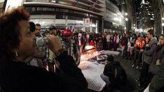 Protesto lembra a matança cometida pela Polícia Militar paulista