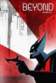 Batman Beyond by Josh Finney