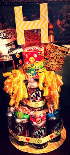 Candy & Treat cake