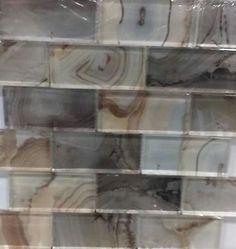 Crystal Lagoon Glazzio Tiles Gorgeous Geode Style For