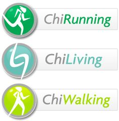 ChiWalking/Running - ChiRunning® draws on the central movement principles of T'ai chi to create a more efficient running technique that transfers the workload to your core away from your legs, reducing your impact force with the ground