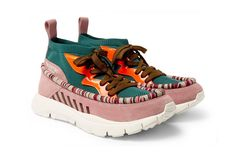 Valentino's Heroes Tribe Sneakers Are Available Now