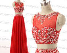 Sweetheart bridesmaid dresslong bridesmaid by customdress1900