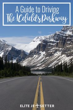Guide to driving the icefields parkway in Banff Banff National Park, National Parks, Alberta Travel, Banff Alberta, Alberta Canada, Banff Canada, Canada Travel, Canada Trip, Canada Canada