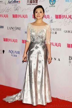 Liu Xuan at fashion event | China Entertainment News