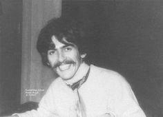 4th July 1967. George at Sevenoaks at a family gathering.