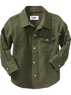 4t-$17 Flannel Shirt for Baby | Old Navy