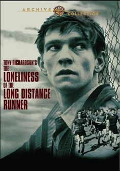 #Sixties | The Loneliness of the Long Distance Runner, starring Tom Courtenay, 1962
