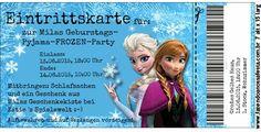 FROZEN Geburtstags-Party