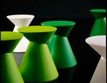 Helen Kontouris Design Studio side table