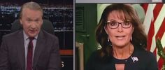 Bill Maher Shreds Republicans For Finally Admitting That Sarah Palin Is a Crazy Person