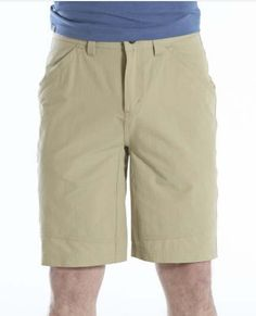 Adventure Hybrid Short This short is lightweight, flexible and breathable with a secure side zipper pocket.