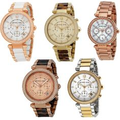 9234c3586fc Michael Kors Watches Ladies Watches