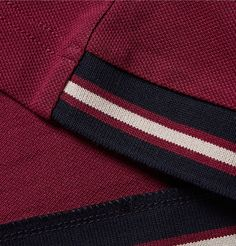 Shop men's polo shirts at MR PORTER, the men's style destination. Pique Polo Shirt, Polo T Shirts, Mens Designer Polo Shirts, Lacoste Polo, Zara Kids, Men Sweater, Man Shop, Mens Fashion, Menswear Trends