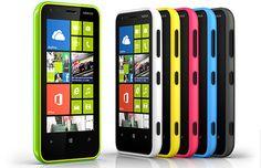 Nokia Lumia 620 Unveils