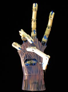 DYN Hand Gen1 – Robotic Hand