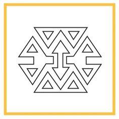 The Secret Language of Motifs - The Secret Language of Motifs Informations About Motiflerin Gizli Dili Pin You can easily use my pro - Cross Stitch Tattoo, Sewing Labels, Islamic Patterns, Tapestry Crochet, Cute Tattoos, Heart Tattoos, Tattoo You, Islamic Art, Tattoo Studio