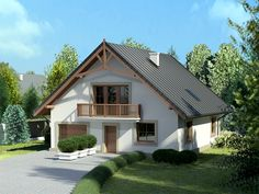 Pool Houses, Home Fashion, Sweet Home, New Homes, House Design, Cabin, Mansions, House Styles, Pools