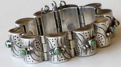 EARLY TAXCO Mexican Sterling Silver & by TheButterflyBoxdeitz, $195.00