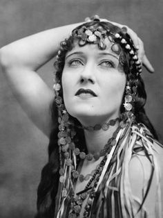 "Gloria Swanson in ""The Great Moment"" [1921]"