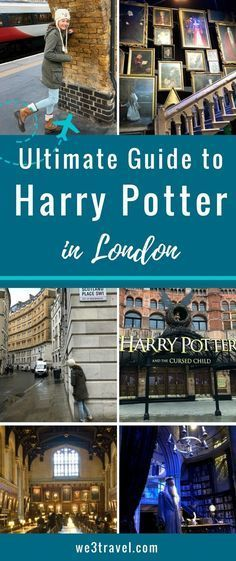 harry potter in london