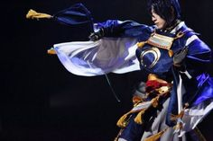 """""""Myu and sute parallels"""" Stage Play, Touken Ranbu, Musicals, Cosplay, Actors, Guys, Twitter, Photography, Photograph"""