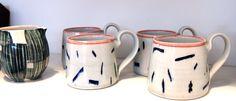 Adam Frew Ceramics at Space CRAFT shop.