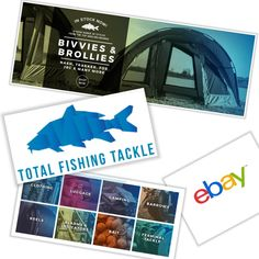 Find the Latest Fishing Tackle Products available at Total Fishing Tackle eBay Store: ebay.to/2Epptwb