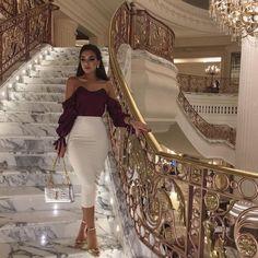 20 Ideas for dress formal elegant glamour Luxury Lifestyle Fashion, Luxury Fashion, Boujee Lifestyle, Dubai Fashion, Mode Outfits, Fashion Outfits, Womens Fashion, Ladies Fashion, Fashion Ideas