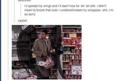 Image result for gabriel tumblr posts supernatural