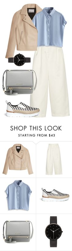Untitled #59 by aleziya on Polyvore featuring Chicwish, T By Alexander Wang, TIBI, MSGM, Givenchy, I Love Ugly, women's clothing, women's fashion, women and female
