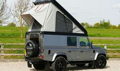 LAND ROVER DEFENDER 110 2.2TDci XS Utility POP TOP CAMPER - Nene Overland Land Rover Specialist with over 28 years experienceNene Overland Land Rover Specialist with over 28 years experience Landrover Camper, Camper Trailers, Camper Van, Campers, Land Rover Defender 110, Defender 90, Pop Top Camper, Van Camping, Four Wheel Drive
