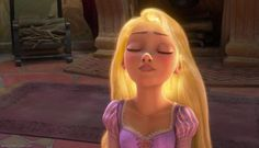 Glowing Hair Rapunzel - rapunzel-and-flynn Screencap