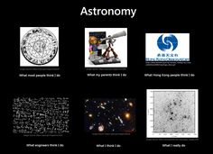 Astronomy meme What I think I do World Quiz, Hong Kong People, Astronomy, Photo Wall, Engineering, Space, Memes, Floor Space, Photograph