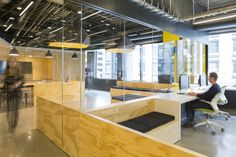 MIT Beaver Works  / Merge Architects