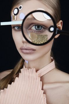 Makeup artist Heidi North and photographers Tré & Elmaz debut their beauty story Le Papier for our Young Blood series. Best Anti Aging, Anti Aging Cream, Anti Aging Skin Care, Daily Beauty, Beauty Make Up, Beauty Trends, Beauty Hacks, Amédéo Modigliani, Young Blood