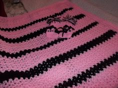 pink and black for Chelsy Lorraine
