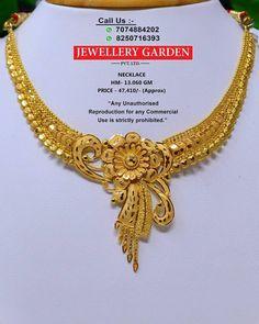 New Gold Bangles Design, Gold Earrings Designs, Gold Jewellery Design, Necklace Designs, Gold Designs, Gold Necklace Simple, Gold Jewelry Simple, Gold Necklaces, Gold Jhumka Earrings
